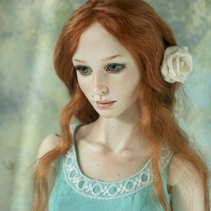 Bambole Artigianali Anastasiya Sergey Lutsenko