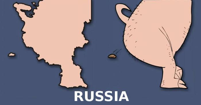 Ecco come un creativo immagina la mappa dell'Europa