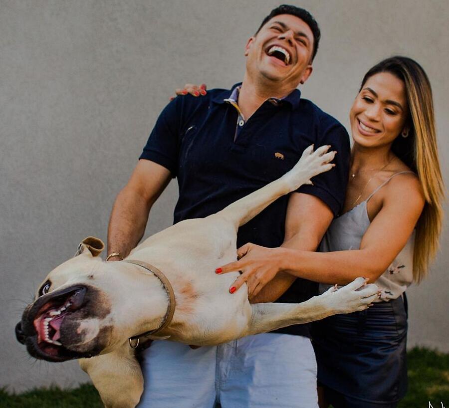 Foto Divertenti Servizio Fotografico Matrimoniale Con Cane