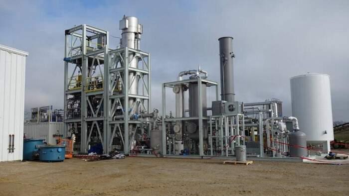 Questo rivoluzionario inceneritore trasforma l'indifferenziata in energia pulita e senza emissioni