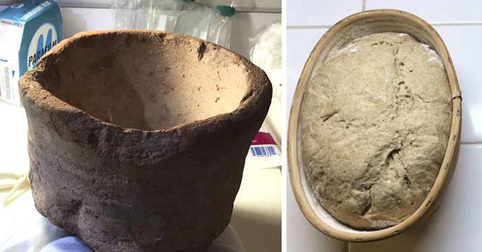 Scienziato fa il pane con un lievito antico 4.500 anni e pare sia incredibilmente buono