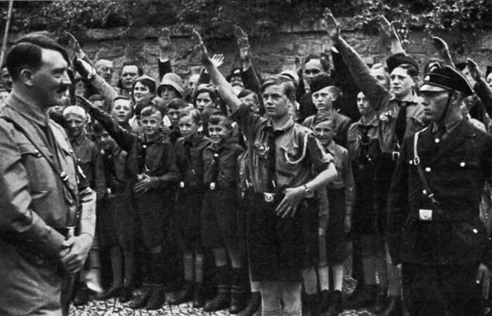 La Gioventù Hitleriana