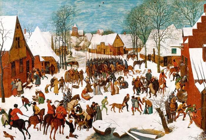 Come riconoscere artisti famosi dai loro quadri, Pieter Bruegel il Vecchio