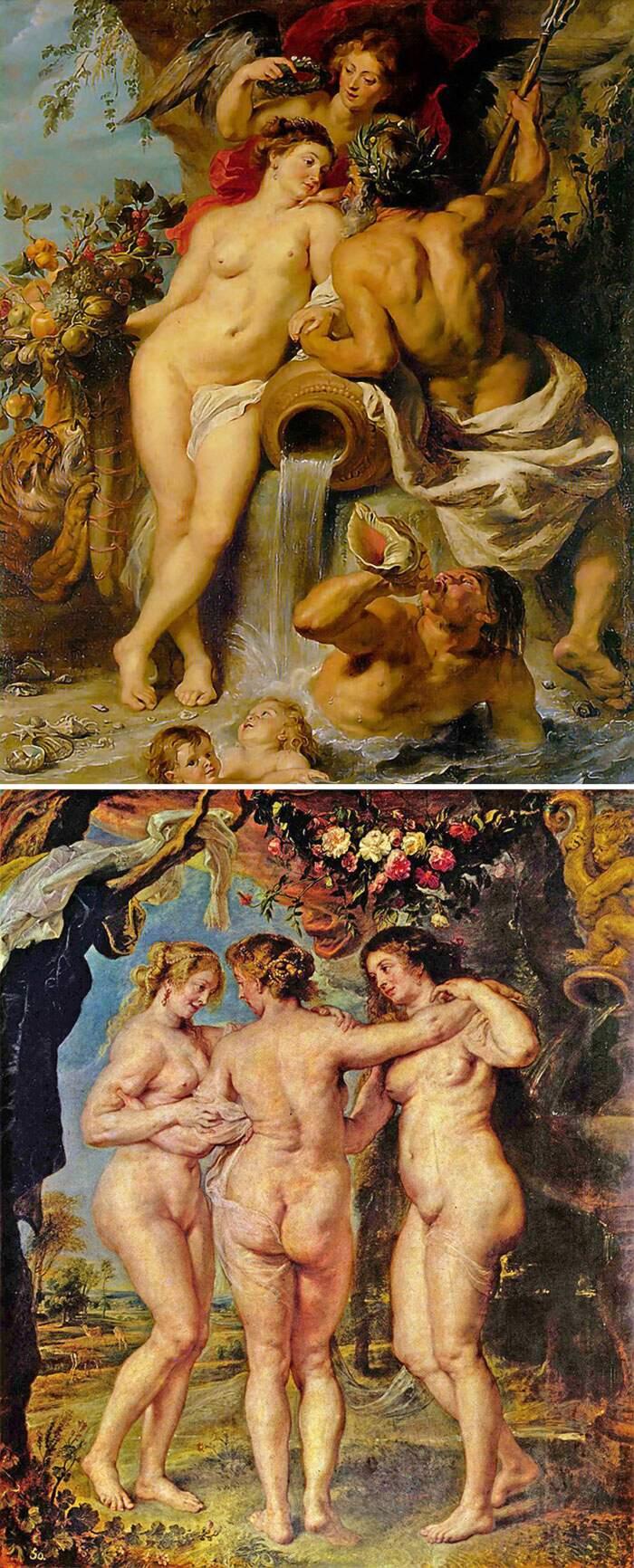 Come riconoscere artisti famosi dai loro quadri, Pieter Paul Rubens