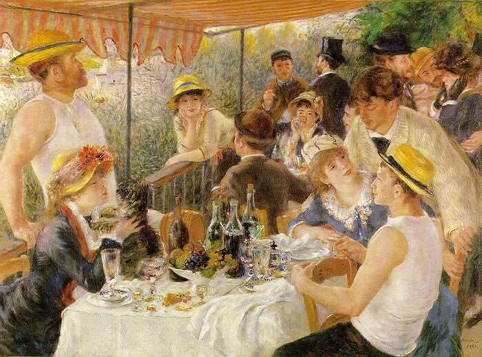 Come riconoscere artisti famosi dai loro quadri, Pierre-Auguste Renoir