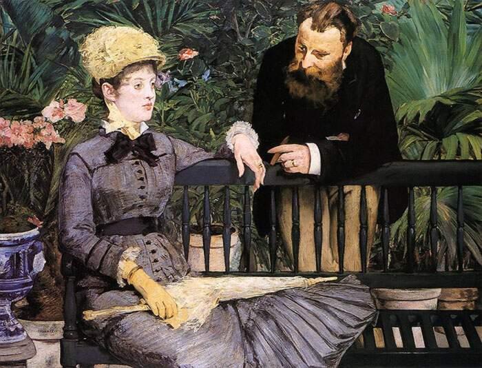 Come riconoscere artisti famosi dai loro quadri, Édouard Manet