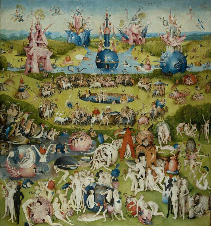 Come riconoscere artisti famosi dai loro quadri, Hieronymus Bosch