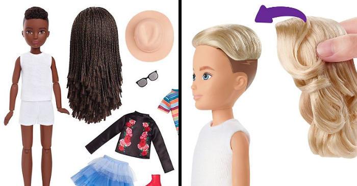 Maschio o femmina? Decidilo tu! Mattel lancia la prima bambola gender neutral