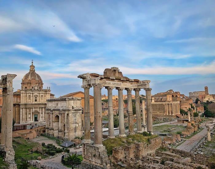 Le città d'arte più belle d'Europa, cose da vedere a Roma