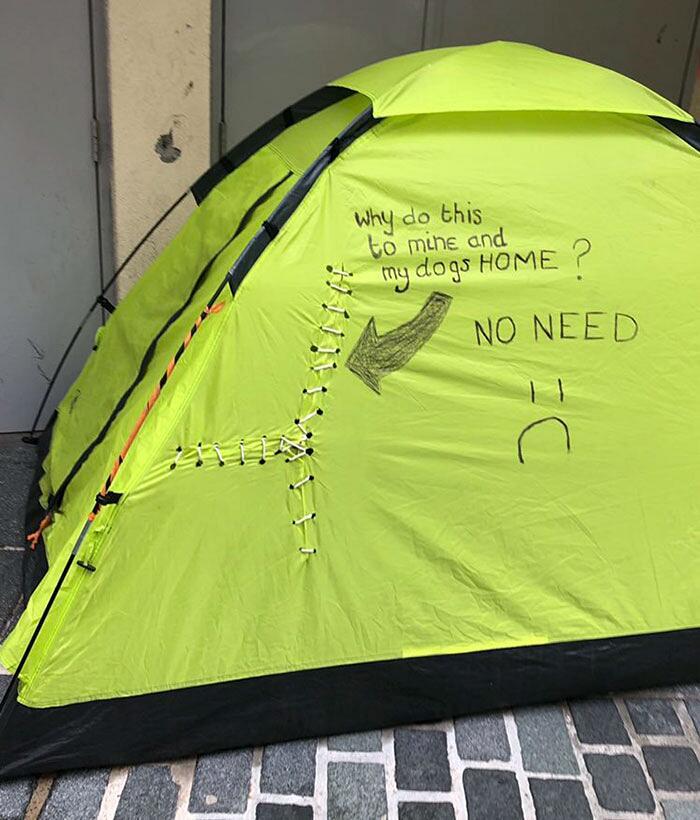 Soluzioni contro i senzatetto