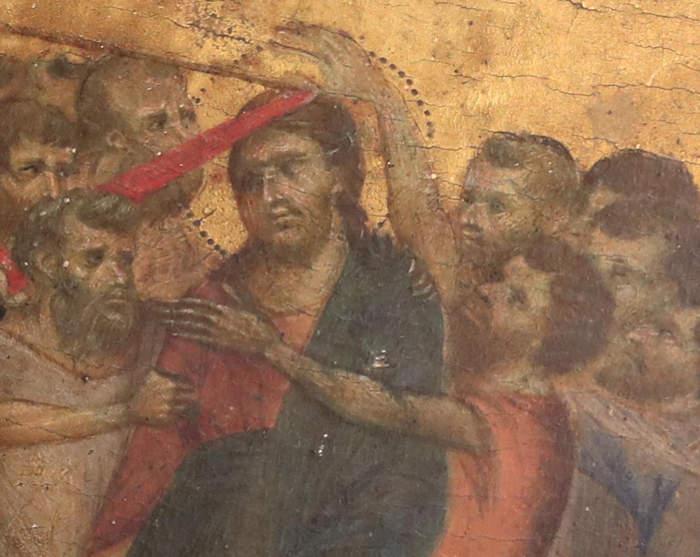 Scopre un Cimabue da 6 milioni in cucina: il Cristo Deriso