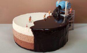 Dolci e dessert diventano fantasiose scene in miniatura grazie al food artist Matteo Stucchi