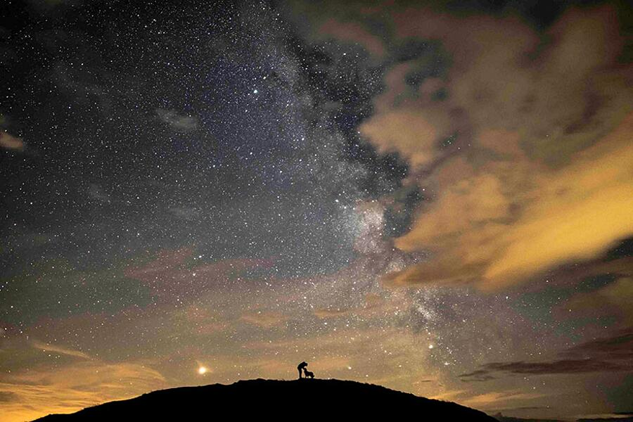 Foto dal concorso Astronomy Photographer Of The Year 2019