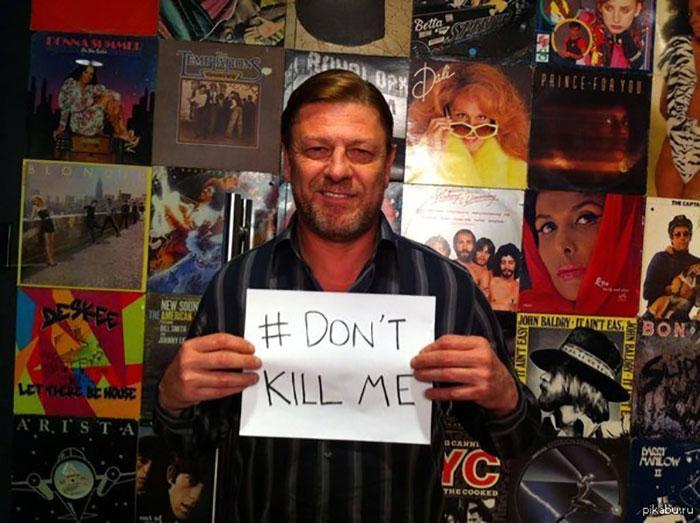 Dopo essere stato ucciso 23 volte Sean Bean ne ha abbastanza e rifiuta ruoli di film in cui muore