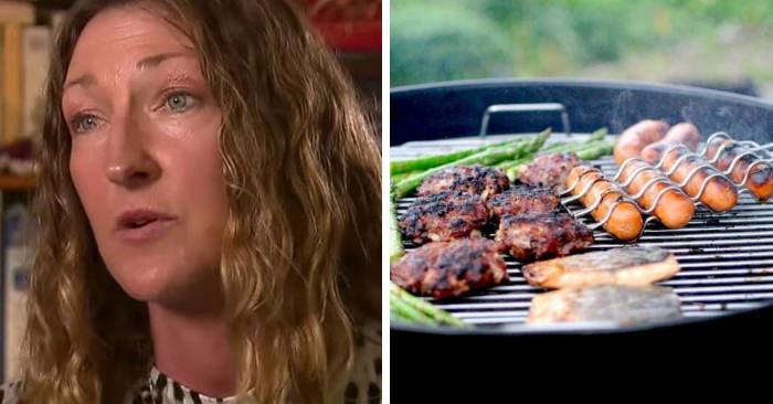 Vegana fa causa ai vicini per l'odore di pesce alla griglia, in 6.000 organizzano un barbeque sotto casa sua