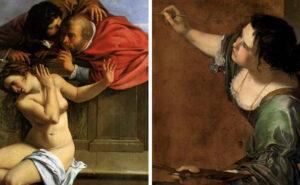 Artemisia Gentileschi, la grande pittrice torturata per aver denunciato il suo stupratore