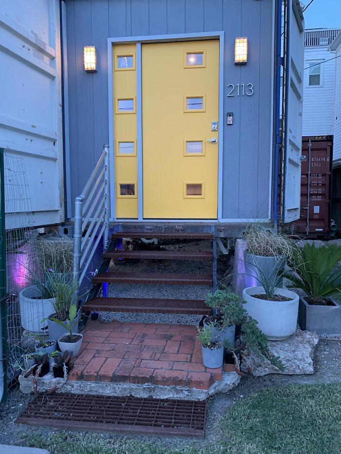 Casa container Will Breaux