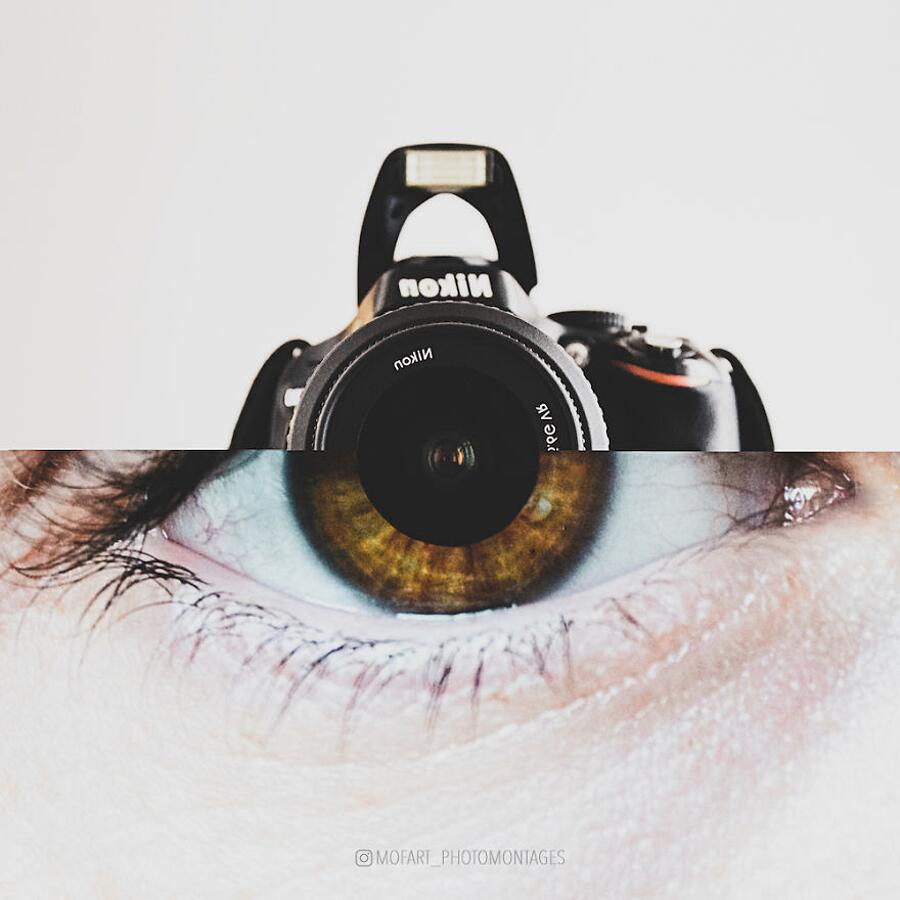 Fotomontaggi digitali surreali Monica Carvalho