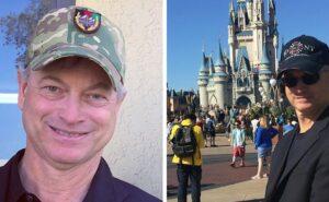 Quest'uomo ha offerto a 1750 bambini figli di soldati caduti un viaggio gratis a Disneyland