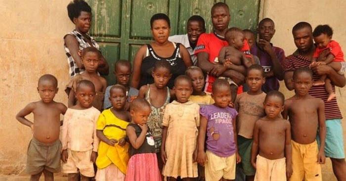 A 36 anni aveva partorito 44 figli. Ecco