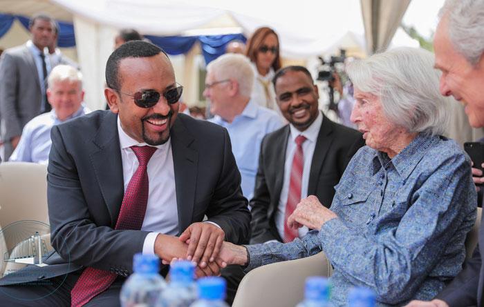 Premio Nobel per la pace 2019, Abiy Ahmed
