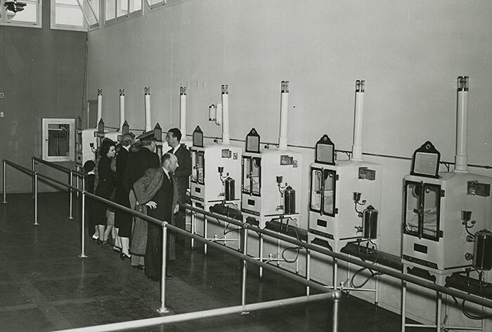 Storia delle prime incubatrici Stati Uniti Martin Couney