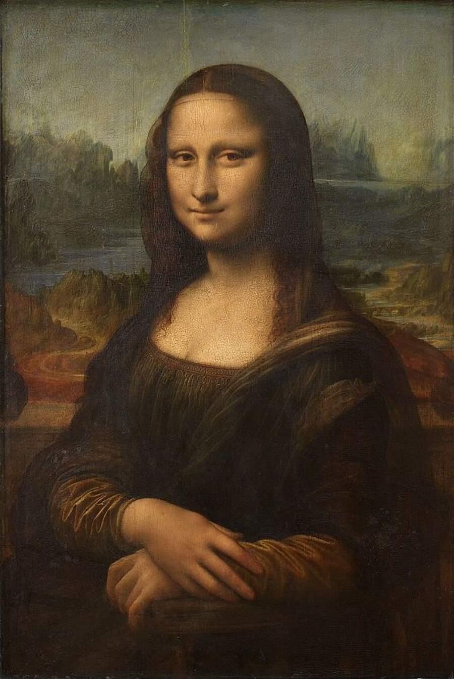 Storie interessanti dipinti famosi - La Gioconda (Mona Lisa), Leonardo Da Vinci