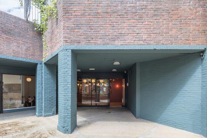 Supermercato trasformato in rifugio per senzatetto Londra