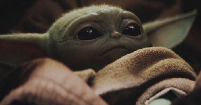 Un baby Yoda di 50 anni è apparso in un episodio di