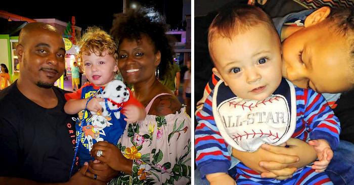 Mamma di colore viene accusata di aver rapito un bambino bianco che in realtà è suo figlio