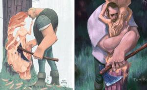 La storia di un falegname che ha perso la donna amata ma non vuole lasciarla andare