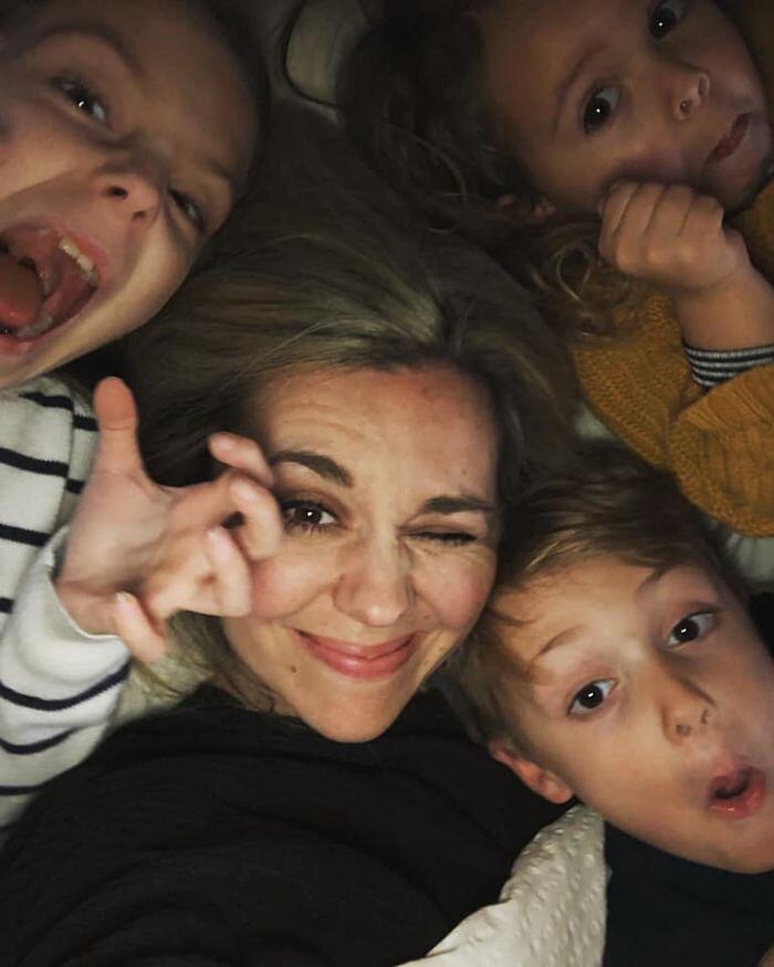 Vieta ai figli di usare tablet e tv Molly DeFrank