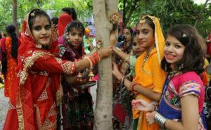 Piplantri, il villaggio indiano che pianta alberi per le donne