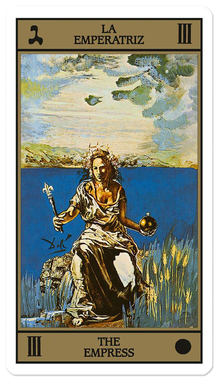 I Tarocchi di Salvador Dalí