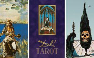 I tarocchi surreali di Salvador Dalì verranno riprodotti e venduti al pubblico