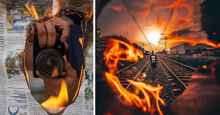Fotografo mostra trucchi creativi per scattare foto incredibili (30 nuove foto)