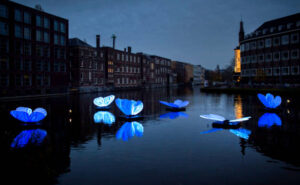 Le straordinarie sculture luminose dell'Amsterdam Light Festival 2019-2020