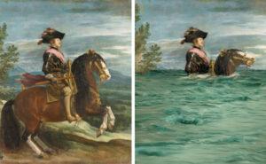 Dipinti del Museo del Prado si trasformano a causa dei cambiamenti climatici
