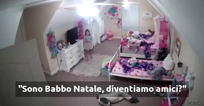 Mamma posta il video di un hacker che parla alla figlia di 8 anni da una telecamera di sicurezza