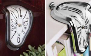 Un orologio molle di Dalì in casa: un'idea regalo per gli amanti dell'arte