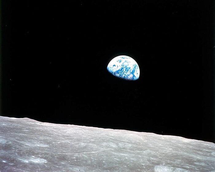 Confronto dimensioni tra Terra e universo immagini