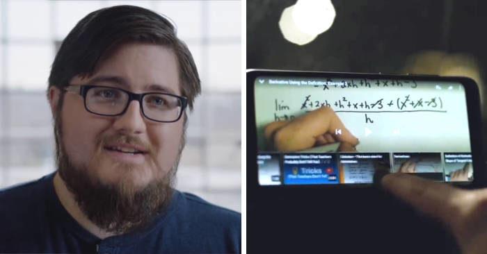 Da bidello diventa fisico dopo aver imparato la trigonometria su YouTube