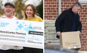 Muratore vince 123 milioni di Euro alla lotteria e ora lavora gratis part-time