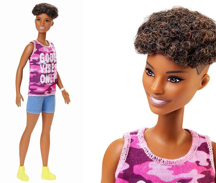 Barbie Fashionistas inclusività