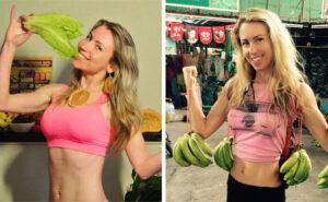 Blogger vegana incolpa chi mangia carne degli incendi in Australia