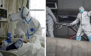 Ecco le prime immagini e video dei medici cinesi che combattono il coronavirus in tuta protettiva