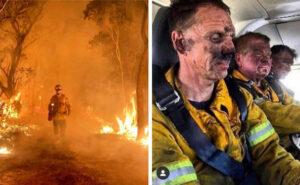 51 immagini raccontano l'inferno degli incendi in Australia