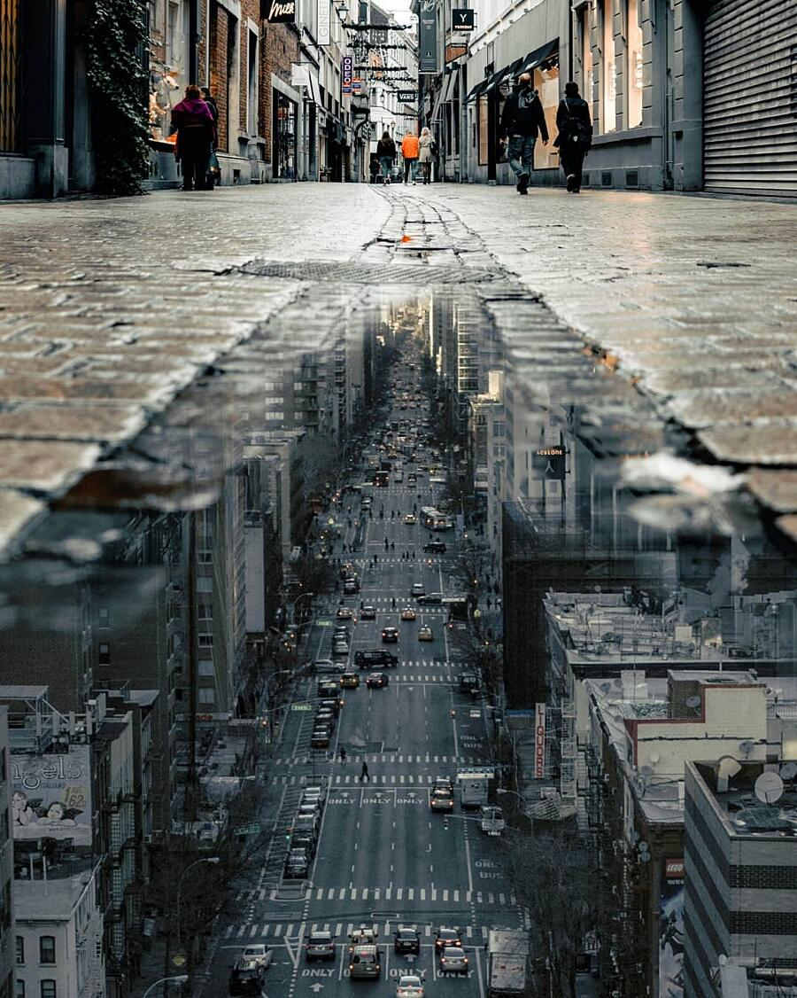 Foto surreali elaborazioni digitali Hansruedi Ramsauer