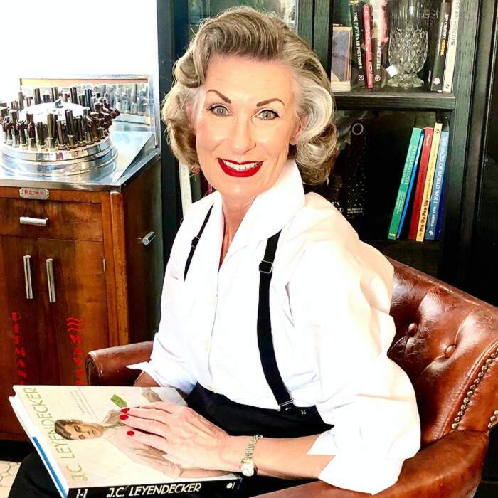 A 62 anni, modella su Instagram - Nikki Redcliffe
