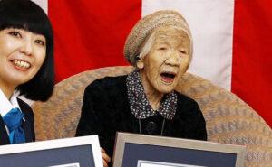 La persona vivente più anziana del mondo ha festeggiato il suo 117° compleanno